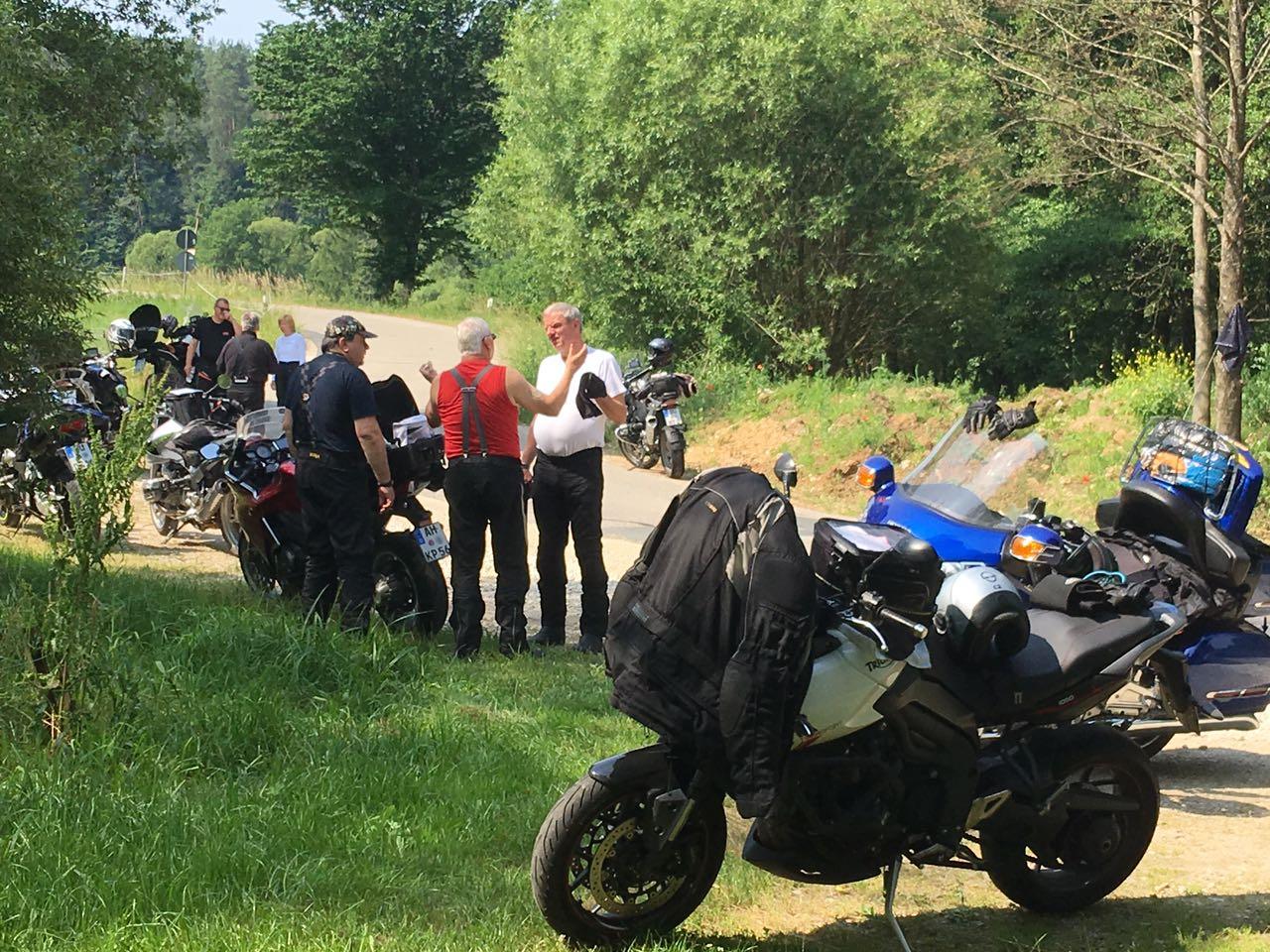 Bericht zur Wochentour nach Fichtelberg vom 17.06.2017 bis 24.06.2017